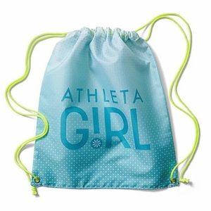 Athleta Girl drawstring bag